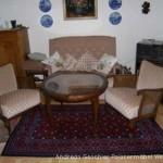 2 kleine Chippendale-Sesselchen
