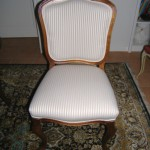 6 Chippendale-Stühle