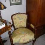 Chippendale-Stuhlsessel