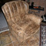 Fernseh-Sessel