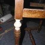 Stuhlreparatur und Restaurierung