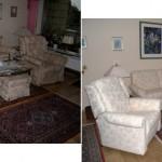 1 Sofa/3sitzig in Mitte gekürzt auf Sofa/2sitzig