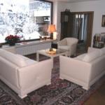 2 Sofa/2,5 Modell Thörmer+ 1 kleinen Sessel
