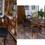 6 Stühle Louis-Philippe