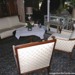 1 Sofa/2 + 2 Sessel Louis-Seize