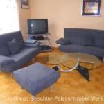 Rolf Benz-Garnitur