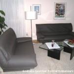 2 Sofas Rolf Benz