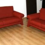 2 Rolf Benz-Sofas
