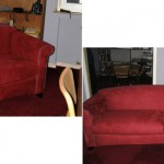 1 Sofa/3 und 1 Sessel - Modell Werther Classic